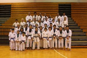 Kailua-Kona & Captain Cook dojo members